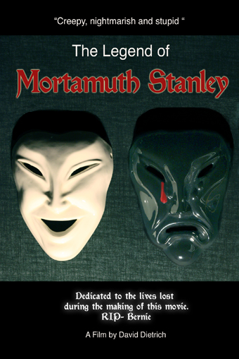 The Legend of Mortamuth Stanley movie poster