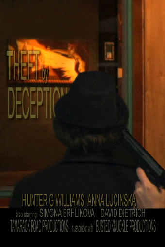 Theft by Deception movie